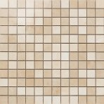 Marazzi Керамогранит Evolutionmarble, MLYT Керамогранит Evolutionmarble Riv Mosaico Golden Cream 32.5*32.5 32.5x32.5