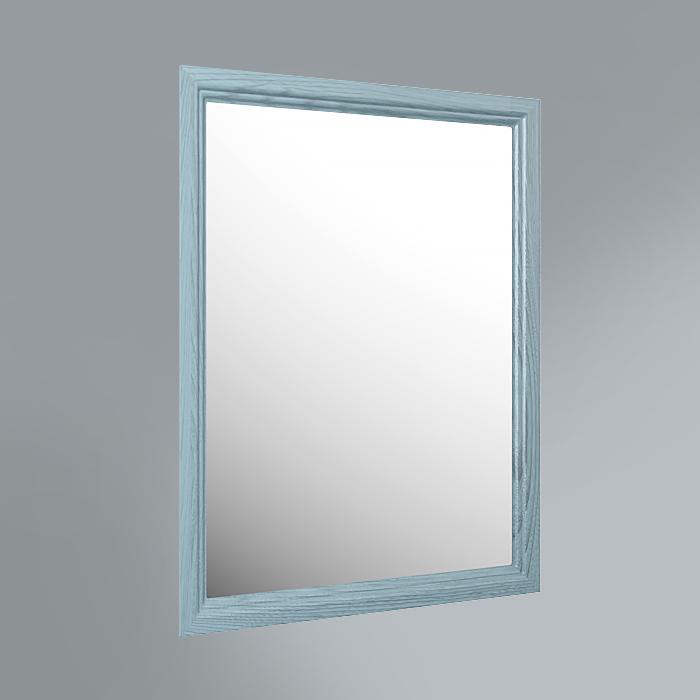Панель с зеркалом Provence, 60 см синий<br>