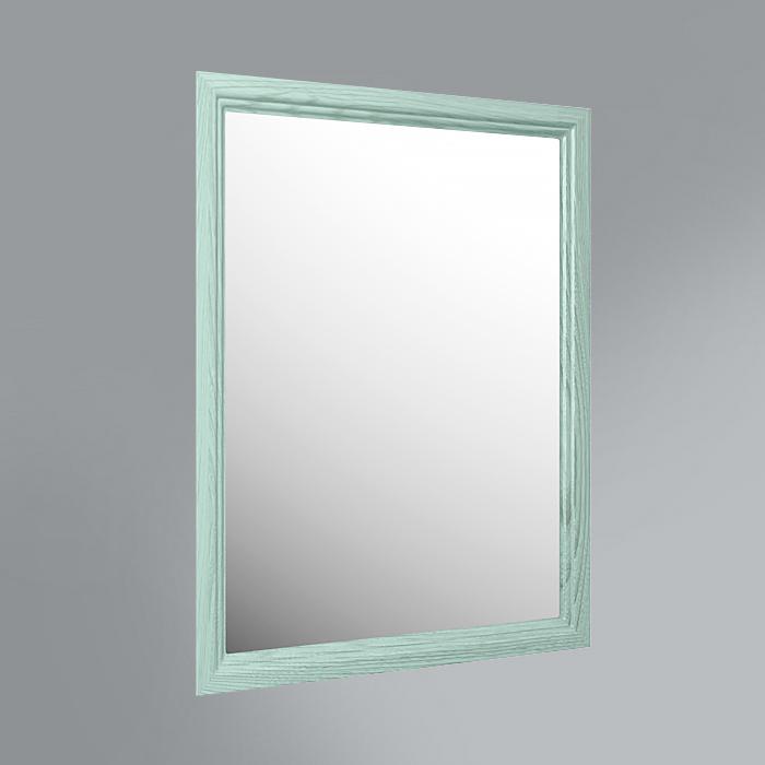 Панель с зеркалом Provence, 60 см зеленый<br>