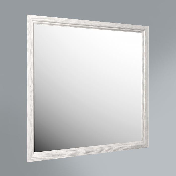 Панель с зеркалом Provence, 80 см белый<br>